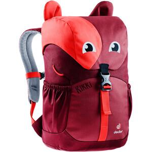 Deuter Kikki Backpack Barn cardinal-maron cardinal-maron