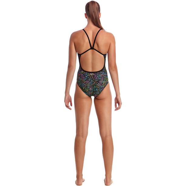 Funkita Single Strap One Piece Badeanzug Damen rubber bubber
