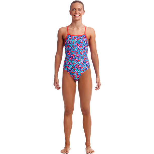 Funkita Strapped In One Piece Swimsuit Girls fly free