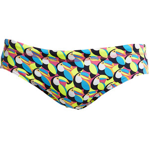 Funky Trunks Eco Classic Slip Herren toucan do it toucan do it