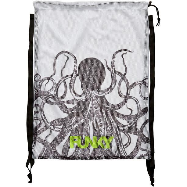 Funky Trunks Mesh Ausrüstungstasche octopussy
