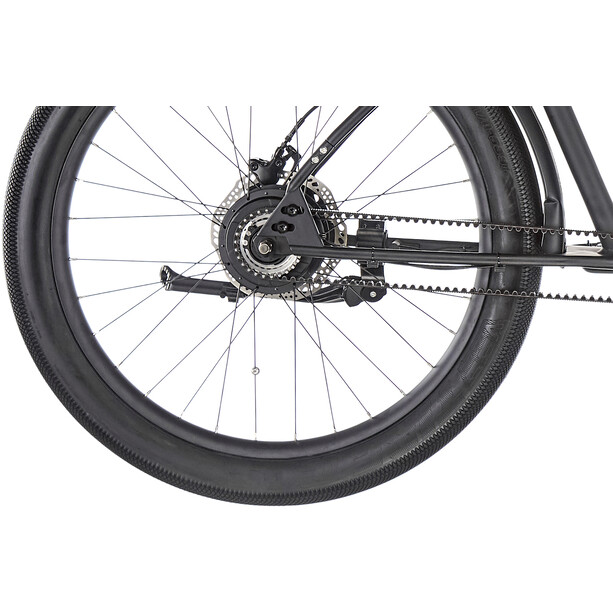 "Electra Café Moto Go! Step Over 26"" black/titanium"