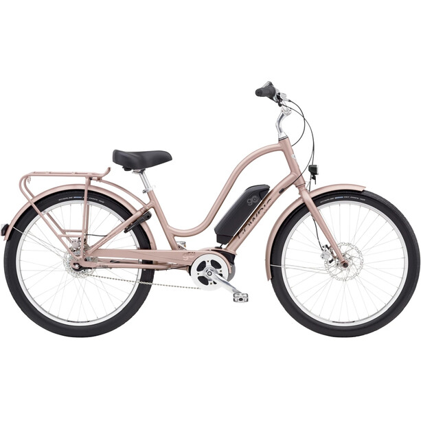 "Electra Townie Go! 8i 26"" Damen rose gold"