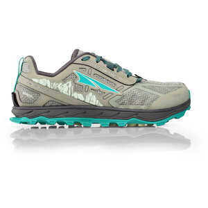 Altra Lone Peak 4 Low Running Shoes Dam gray gray