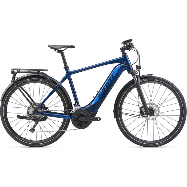 Giant Explore E+ 0 Pro GTS navy blue/metallic blue