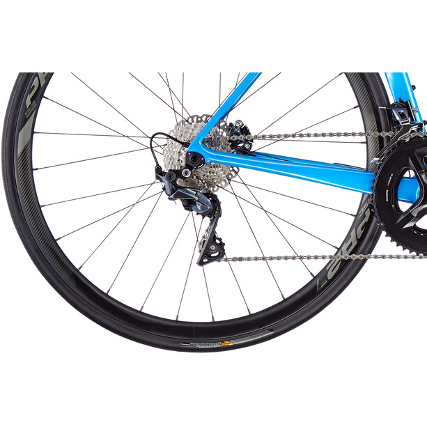 Giant TCR Advanced 1 Disc metallic blue/core black