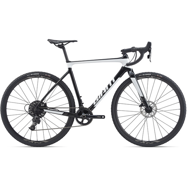 Giant TCX Advanced solid black/white