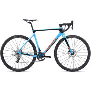 Giant TCX Advanced Pro 2 olympic blue/solid black/orange olympic blue/solid black/orange