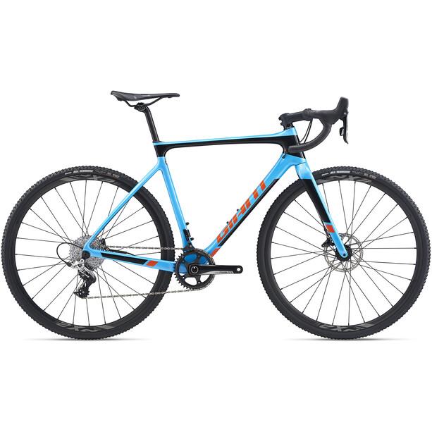 Giant TCX Advanced Pro 2 olympic blue/solid black/orange