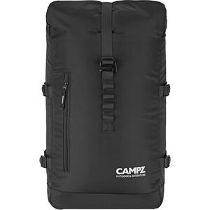 CAMPZ Travel Light Rucksack schwarz schwarz