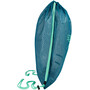 speedo Equipment Mesh Beutel 35l nordic teal/black/green glow
