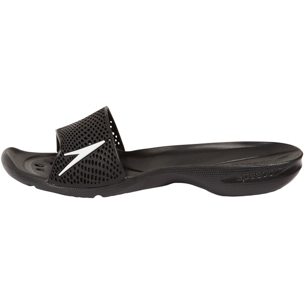 speedo Atami II Max Slippers Damen black/white