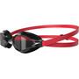 speedo Fastskin Speedsocket 2 Svømmebriller, rød/sort