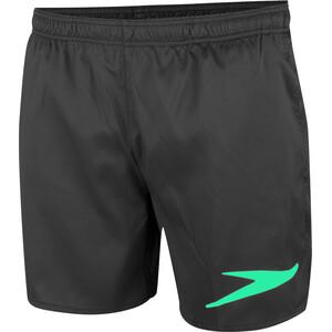 "speedo Sport Solid 16"" Wassershorts Herren black/green glow black/green glow"
