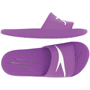 speedo Slides Mädchen lilac lilac