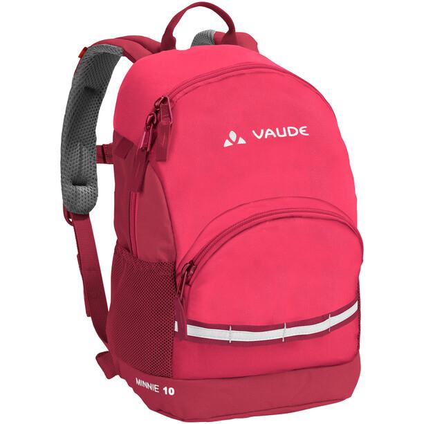 VAUDE Minnie 10 Rucksack Kinder bright pink