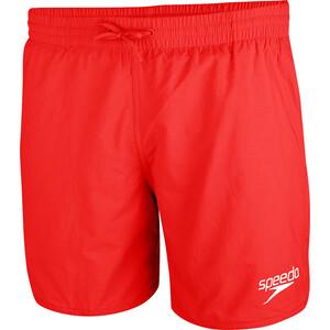 speedo Essentials Short de bain 16'' Homme, rouge rouge