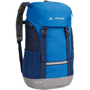 VAUDE Pecki 18 Rucksack Kinder blue blue