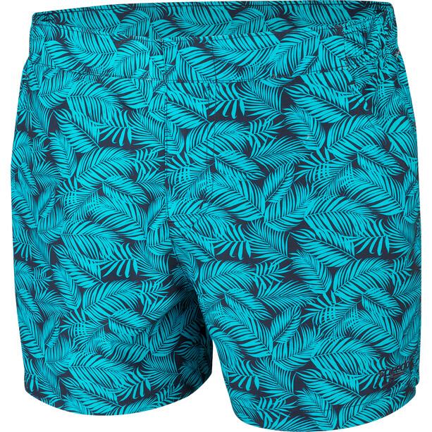 """speedo Vintage Leisure 14"""" Wassershorts Herren palm navy/blue bay"""