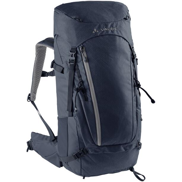 VAUDE Asymmetric 38+8 Rucksack Damen blau