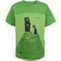 VAUDE Solaro T-Shirt Kinder grün
