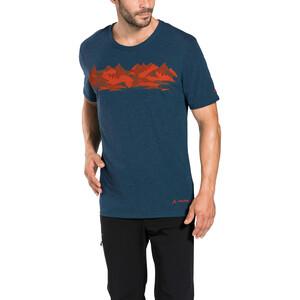 VAUDE Picton T-Shirt Herren baltic uni baltic uni