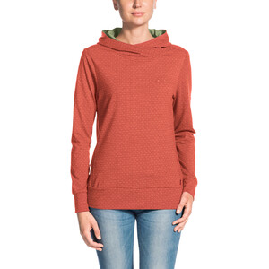 VAUDE Tuenno Pullover Damen hotchili hotchili