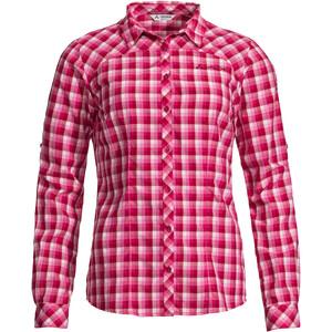 VAUDE Tacun Langarm Shirt Damen crimson red crimson red