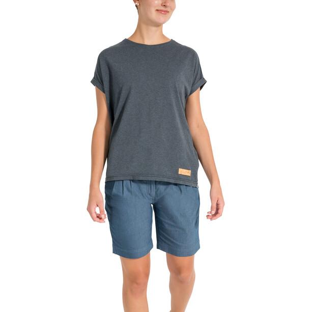 VAUDE Redmont T-Shirt Femme, gris