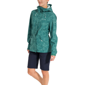 VAUDE Rosemoor AOP Jacke Damen nickel green nickel green