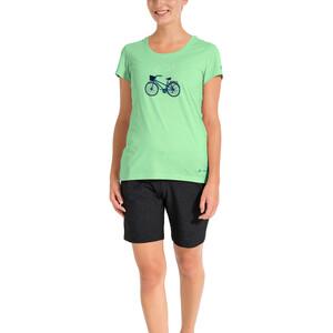 VAUDE Cyclist V T-Shirt Women may green may green
