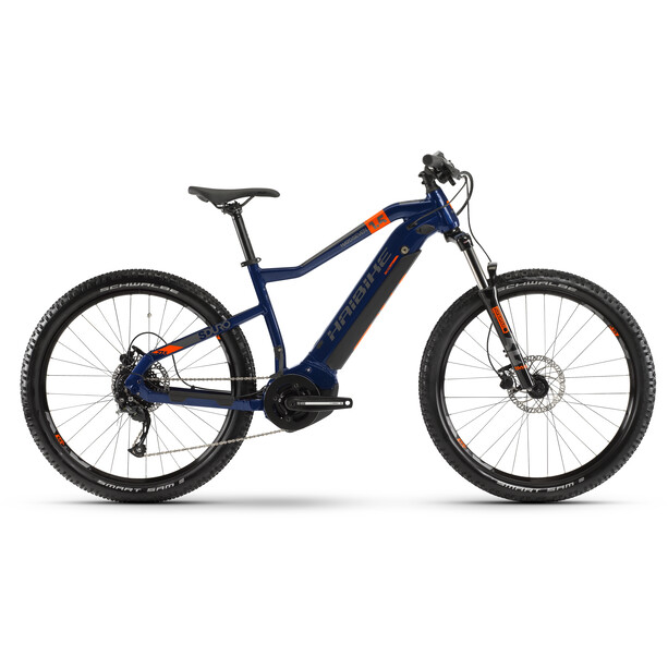 HAIBIKE SDURO HardSeven 1.5 blue/orange/titan