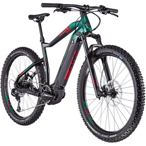 HAIBIKE SDURO HardSeven 8.0 black/kingston/red black/kingston/red