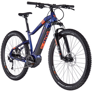 HAIBIKE SDURO HardNine 1.5 blue/orange/titan blue/orange/titan