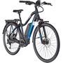 HAIBIKE SDURO Trekking 3.0 Damen black/white/blue