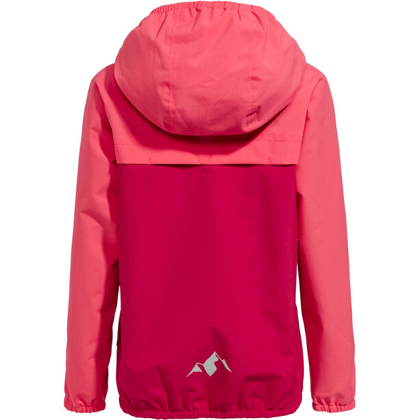 VAUDE Turaco II Jacket Barn crimson red