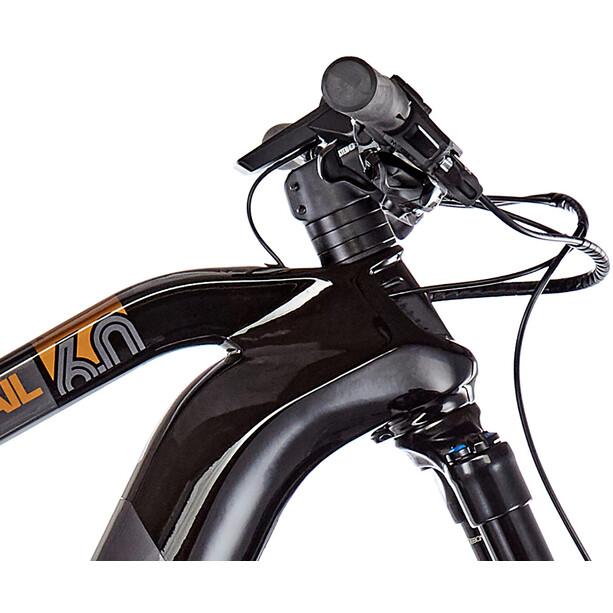 HAIBIKE XDURO AllTrail 6.0 schwarz/grau