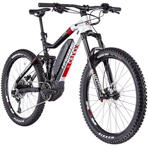 HAIBIKE XDURO AllMtn 2.0, black/silver/red black/silver/red