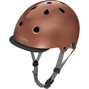 Electra Lifestyle LUX Solid Helm braun braun