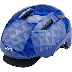 Electra Go! MIPS Helm blue triangles blue triangles