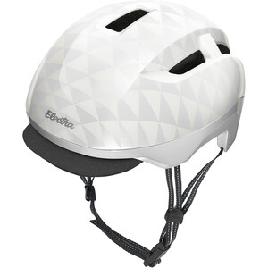 Electra Commute MIPS Helm white triangles white triangles