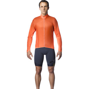 Mavic Sirocco SL Jacke Herren red-orange red-orange