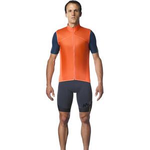Mavic Sirocco SL Vest Herrer, red-orange red-orange