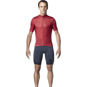 Mavic Cosmic Pro Graphic Jersey Men haute red haute red