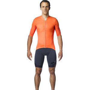 Mavic Cosmic Ultimate SL Kurzarm Trikot Herren red-orange red-orange
