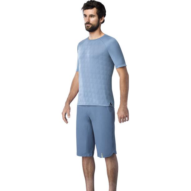 Mavic XA Pro Graphic Trikot Herren blau