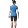 Mavic Sequence Graphic Trikot Damen myconos blue
