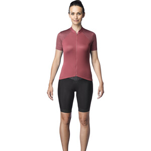 Mavic Sequence Graphic Trikot Damen earth red earth red