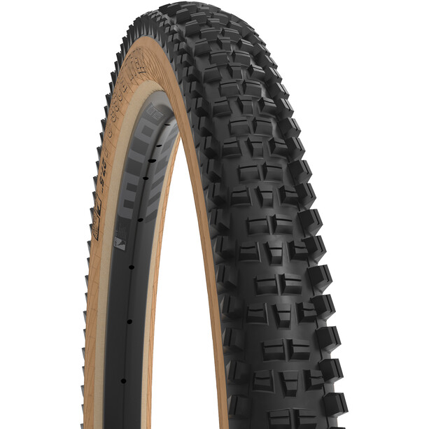 "WTB Trail Boss Faltreifen 29x2,4"" TCS Light Fast Rolling black/light brown"