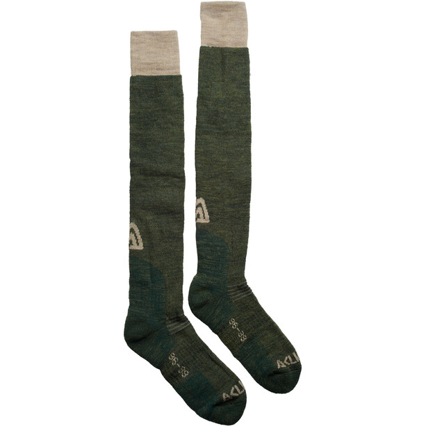 Aclima Hunting Socken olive